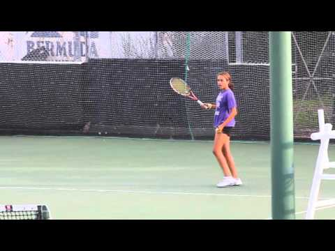 #3 BLTA Jr Open Tennis Championships Bermuda October 27 2011