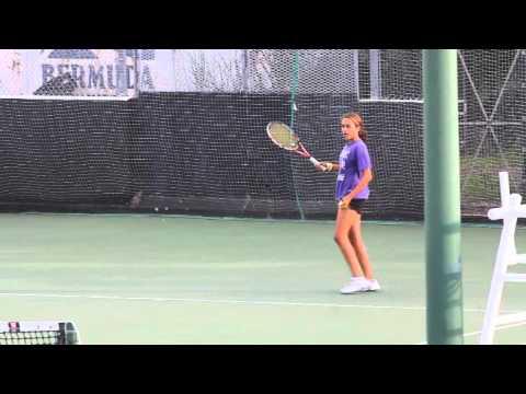 #3 BLTA Jr Open Tennis Championships Bermuda October 27 2011