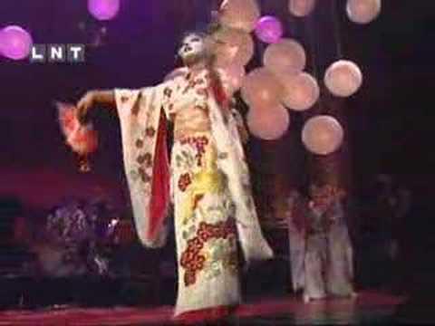 M. Naumova (Marie N) - Hyakumanbon no bara (Миллион Алых)