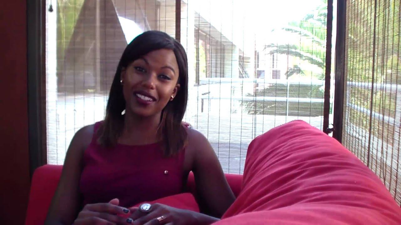 Behind The Scenes An Interview With Fikile Mthwalo! YouTube