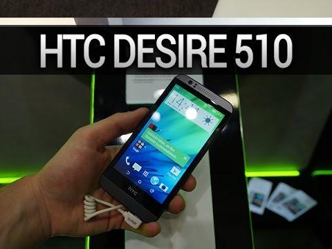 HTC Desire 510, prise en main - par Test-Mobile.fr
