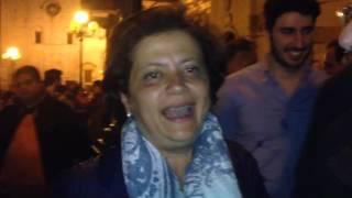 Prima dichiarazione da sindaco di Anna Zaccheo