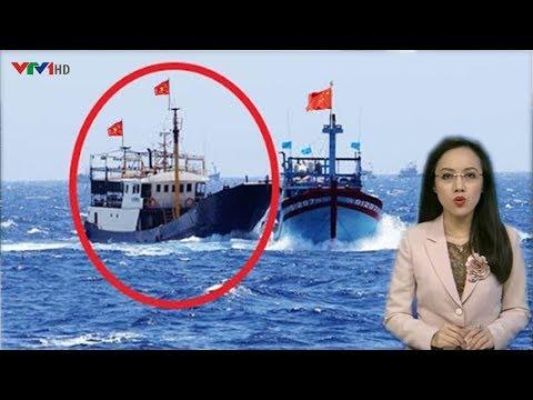 Tin Mới ngày 15/10/2018: Việt Nam bất ngờ TR,UY ĐU,ỔI tàu cá Trung Quốc tô,ng ch,ìm tàu cá Đài Loan