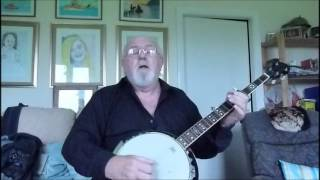 5-string Banjo: This Old Man (Including lyrics and chords)