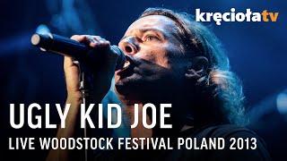 Ugly Kid Joe LIVE Woodstock Festival Poland 2013 [FULL CONCERT]
