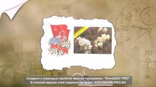 Советские открытки 70-80-х годов в стиле РЕТРО