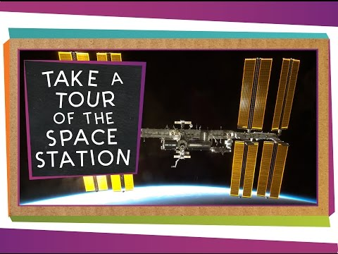 Take A Tour Of The Space Station