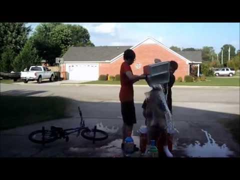 Ice Bucket Challenge  Trenton