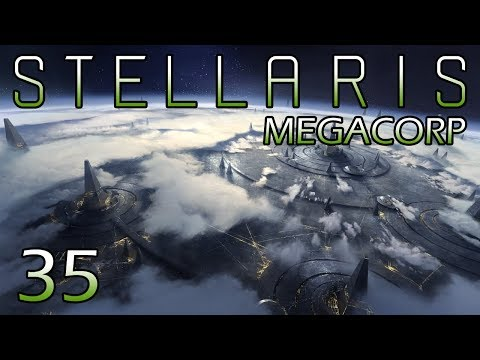Stellaris: Megacorp — Part 35 - Another Dimension