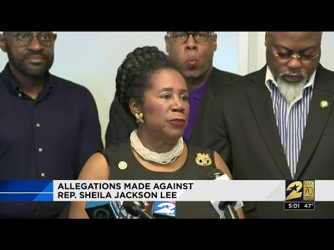 Allegations made against Rep. Sheila Jackson Lee