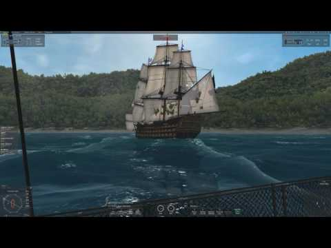 Major Gosnell: Naval Action - Pirate Victory(A.I) v British Hunting Fleet