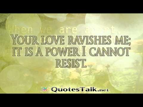 Love Quotes for Her - Picture Audio Love Quotes