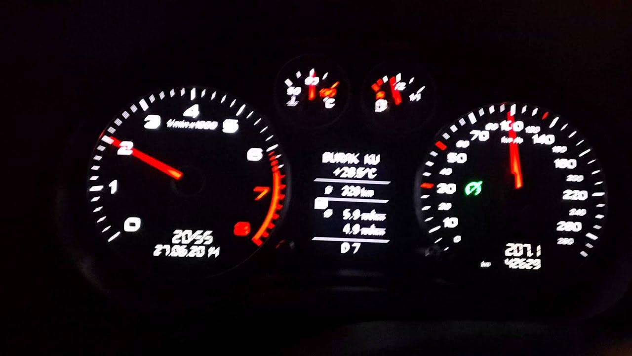 2011 audi a3 1.2 tfsi yakıt tüketimi - youtube