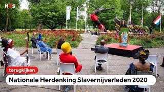 Terugkijken: Nationale Herdenking Slavernijverleden