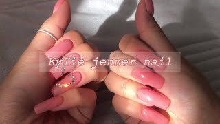 (ENG) Kylie jenner nail  카일리제너…