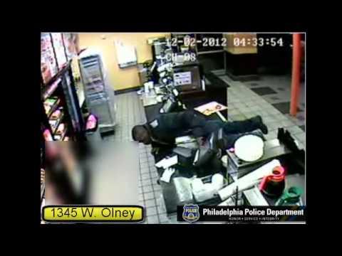 Robbery 1345 W Olney St DC #12-35-092745 DC #12-35-092746