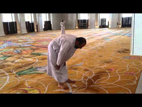 как молится мусульмане