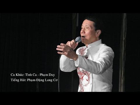 Tình Ca - Phạm Đặng Long Cơ - Lớp Thanh Nhạc Lê Hồng Quang