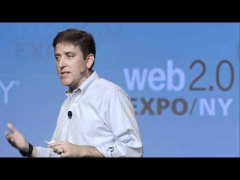 Web 2.0 Expo NY 2011, Ben Fried, Google,