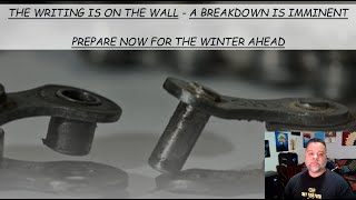PREPARE NOW! BECAUSE IT'S GOING TO BE A LONG WINTER; THE TRICK IS TO BEAT THE CROWD