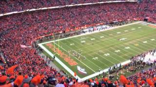 Crowd Reaction to Patriots Failed 2-Point Conversion