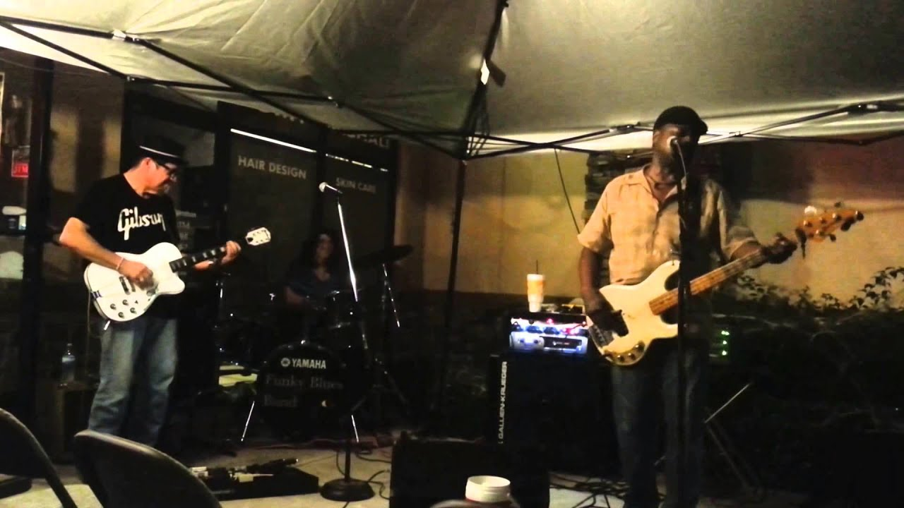 Funky Blues Band 3 Songs