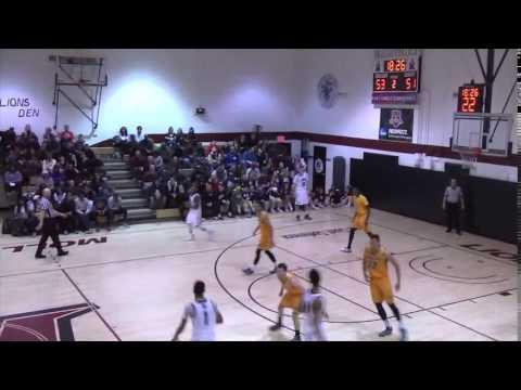 Molloy College Men's Basketball vs. LIU Post