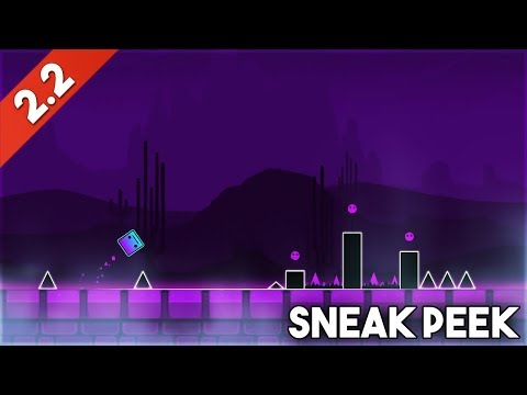 "Geometry Dash 2.2 Sneak Peek - ""Camera Controls"" 