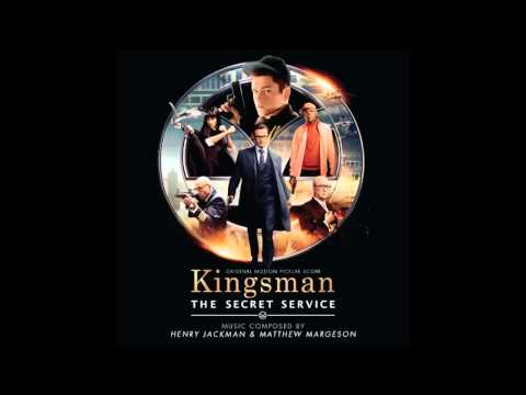 Kingsman: The Secret Service Soundtrack - The Medallion
