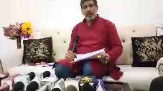 Islamia faridia higher secondary kishtwar ka karwa sach sajjad ahmed najar nea diye press confrence