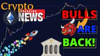 50k Bitcoin in 2020? Crypto Mass-Adoption NEWS!  Ethereum (ETH) Wallet Unbanned | BTC Price Bullish!