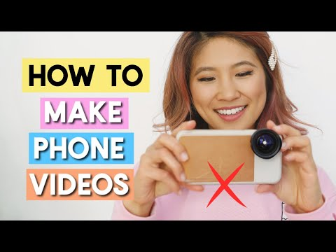 How to Make Videos Like a PRO With Your Phone!