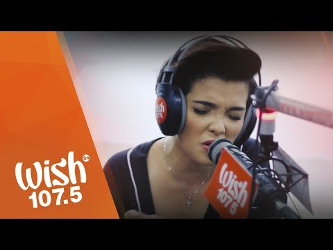 KZ Tandingan s Rolling in the Deep Adele  on Wish 1075 Bus