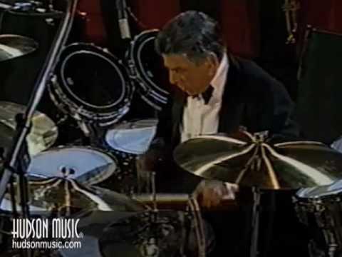 Louie Bellson: Drum Solo