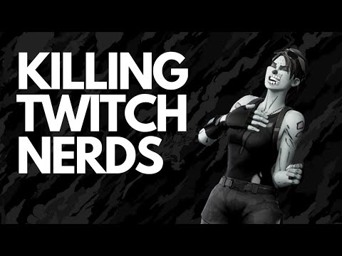 Killing Twitch Streamers (Episode #1)