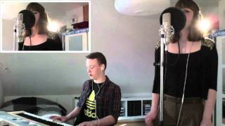 The River Has Run Wild by Mads Langer - Cover by Christine and Rasmus