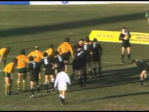 1980 Bledisloe Cup: Australia vs New Zealand (3rd Test)