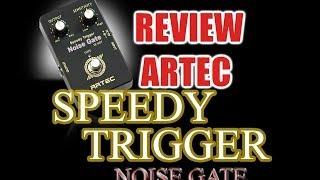 Review Artec Noise Gate