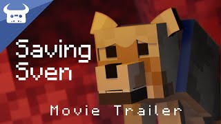 PewDiePie & Sven: The Movie | Minecraft animation by PluffyFX