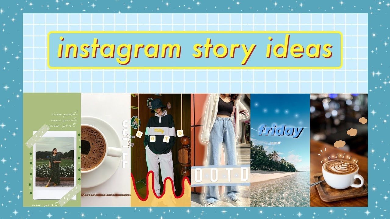 ✧ 7 Creative Ideas for Instagram Story Using ONLY Insta App ✧ Insta Story Ideas for Android ✧
