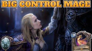 [Legend] Big Control Mage | Rastakhan