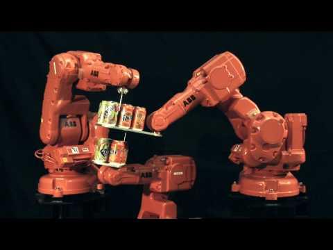 ABB Robotics - Fanta Can Challenge- Level II - Superior Motion Control