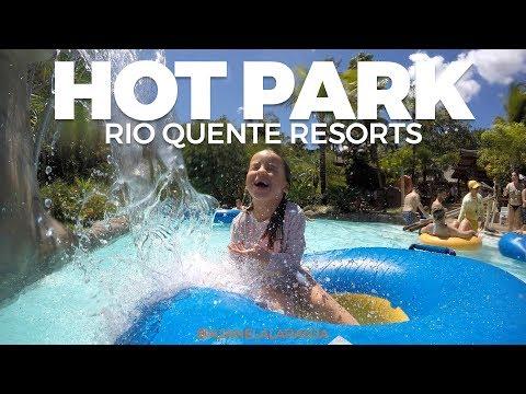 Hot Park no Rio Quente Resorts