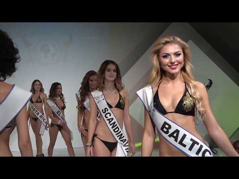 TOP MODEL OF THE WORLD 2016 - Model Catwalk (Fashion Show)