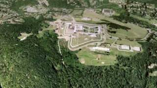 Danbury, CT Federal Correctional Institution - Google Earth