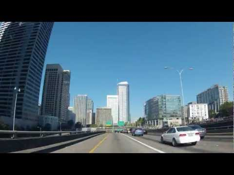 Portland To Seattle Time Lapse