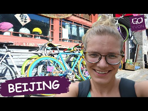 Going Local in Beijing - Exploring the WUDAOYING HUTONG