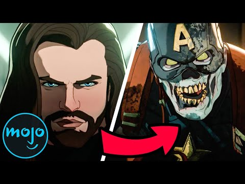 Top 10 Things You Missed in Marvel's What If...? Episode 5