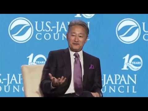 2019 USJC Annual Conference: Kazuo Hirai and John Roos