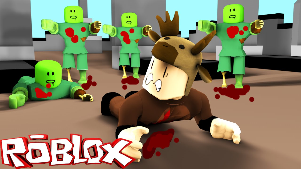 TOP 6 BEST ZOMBIE GAMES IN ROBLOX OF 2018 (UPDATED) - YouTube